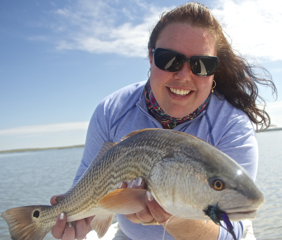 Hilton Head Fly Fishing Guide